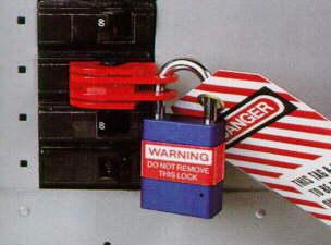 Panduit Universal Circuit Breaker Lockout